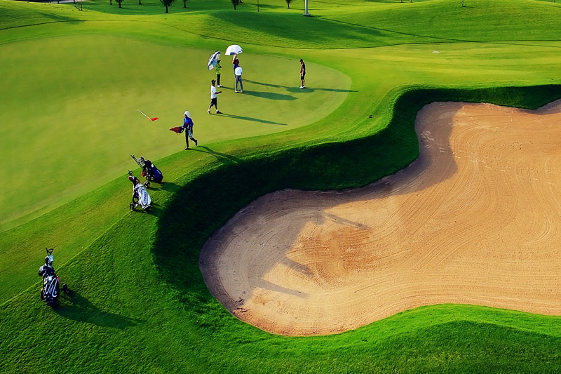 Northern Vietnam Golf and Cultural Tours 10 Day
