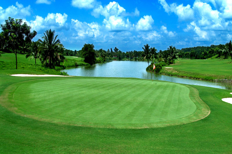 Vietnam Golf Trails 12 Day